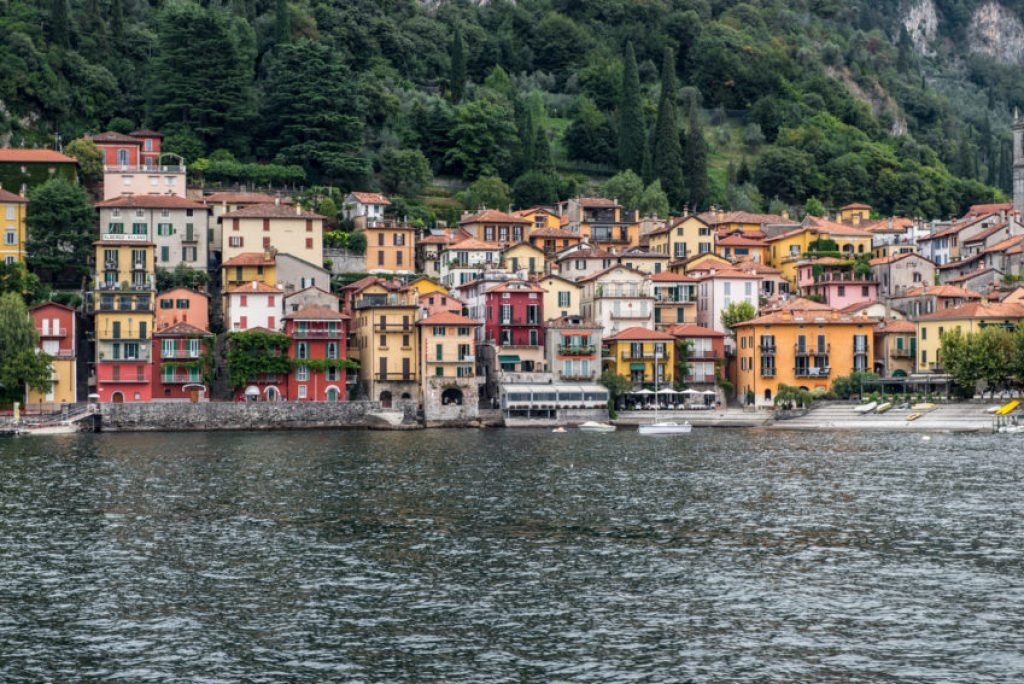 Varenna battles Bellagio for the title as the prettiest town on Lake Como. Photo by Marina Pascucci.