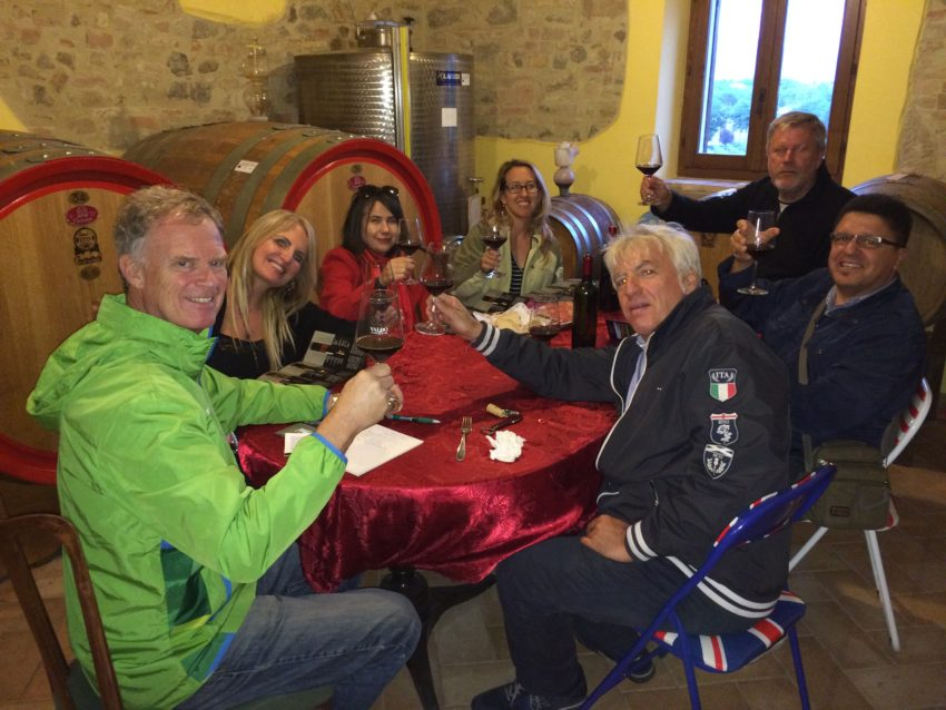 Friends With No Benefits Tour to Umbria goes to the heart of rural and religious Italy