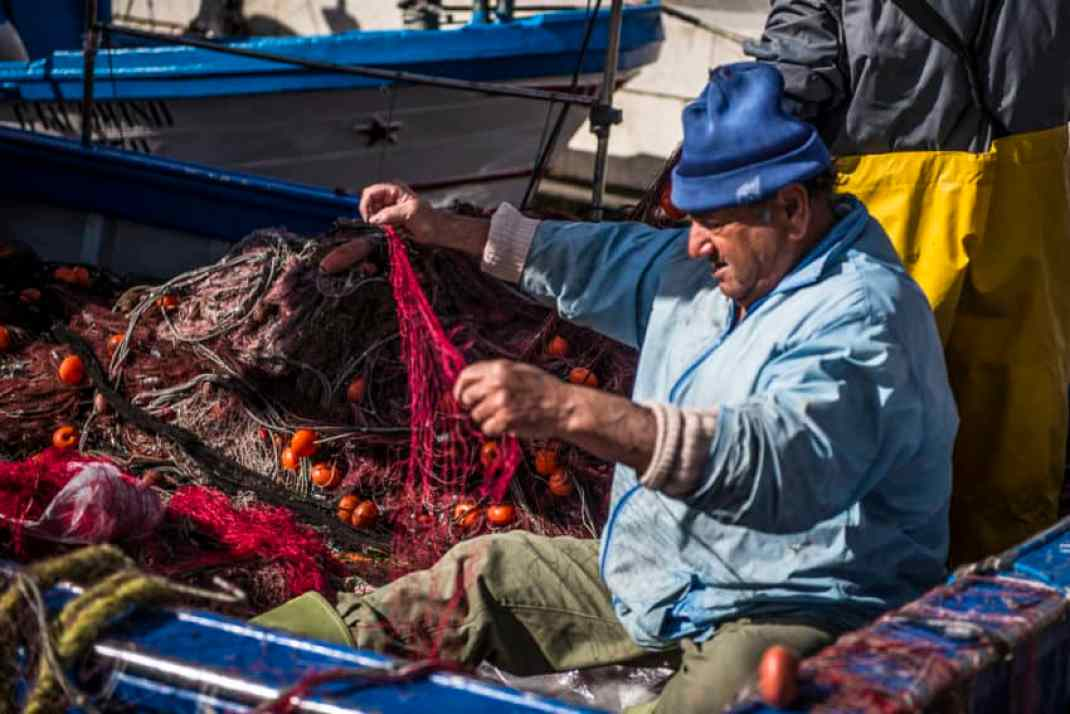 Tuna fishing was Favignana's top industry for centuries. Photo by Marina Pascucci
