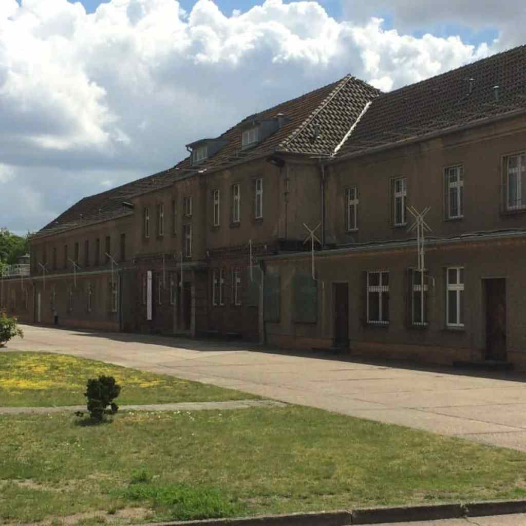 The Stasi prison held prisoners from 1945-90.