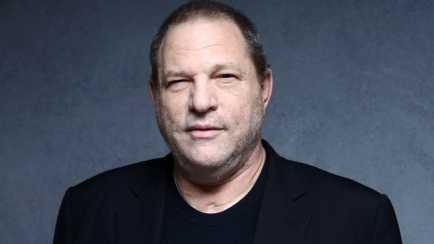 Harvey Weinstein (Photo by Rolling Stone)