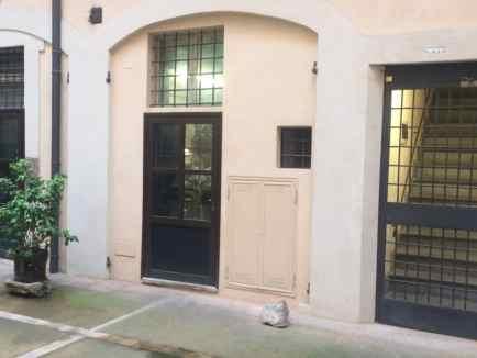 Bottega Mortet is in a quiet, hidden courtyard near Piazza Navona.