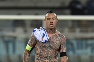 Radja Nainggolan is soul of Roma.