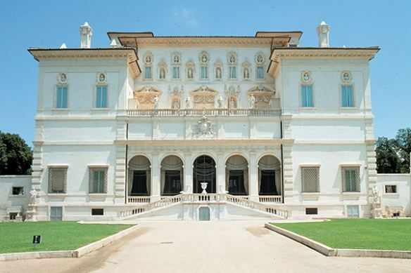 Borghese Museum. Borghese Gallery photo
