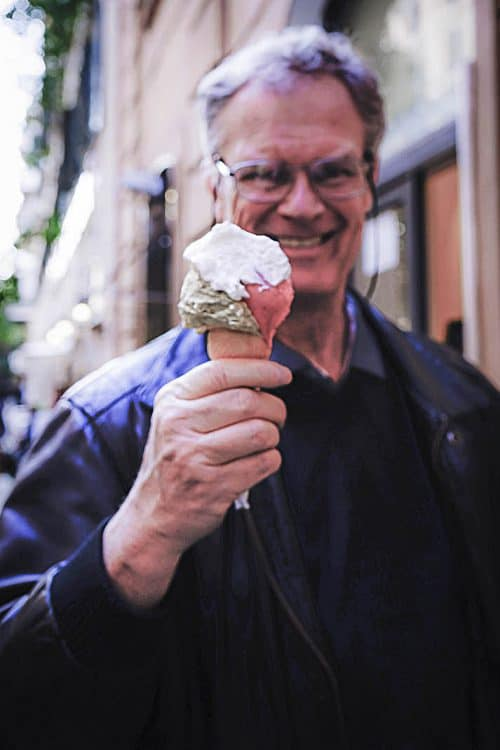 Italy has 19,000 gelaterias. Here are my five favorite in Rome. Photo by Marina Pascucci