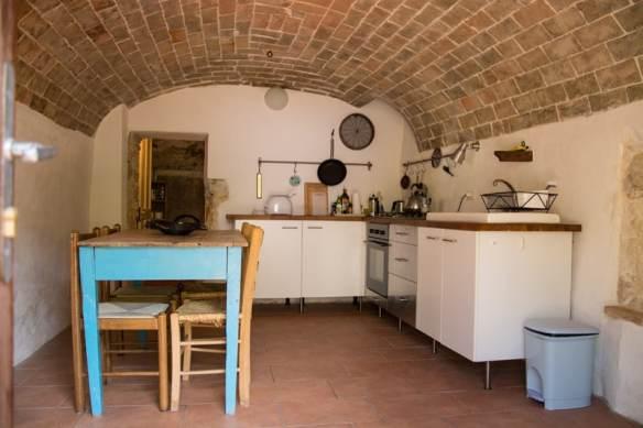 The kitchen. Jamie Abbott photo