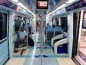 Dubai's Metro