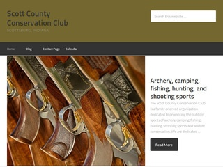 Scott County Conservation Club