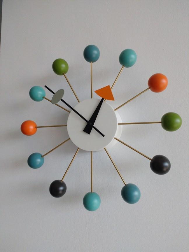 Interesting clock