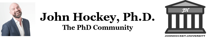 John Hockey Logo