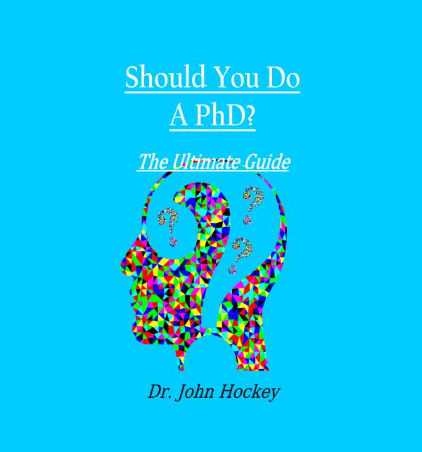 Should you do a PhD