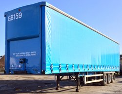 2007 Curtainsiders For Sale