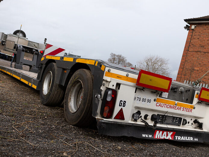 Max Trailers Tandem Axle Low Loader
