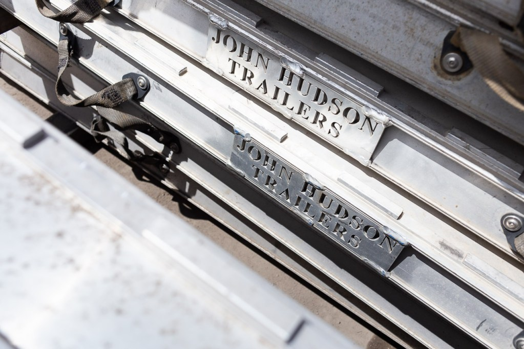 Definitive CLM heavy duty aluminium trailer ramps