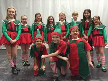 Elf boys and girls!
