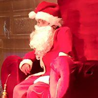 Its Santa! I know him!