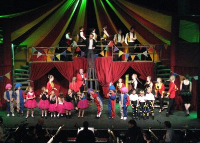 Join the Circus!