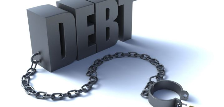 The Debt Penalty