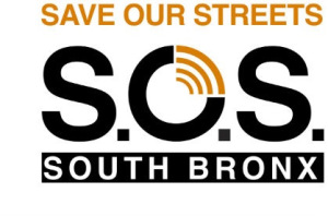 SOS South Bronx Logo