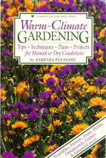 Warm Climate Gardening Book Cover