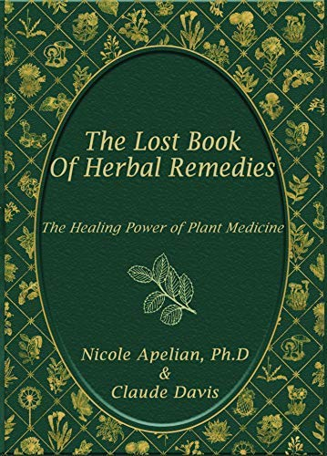 The lost book of herbal remedies cover image