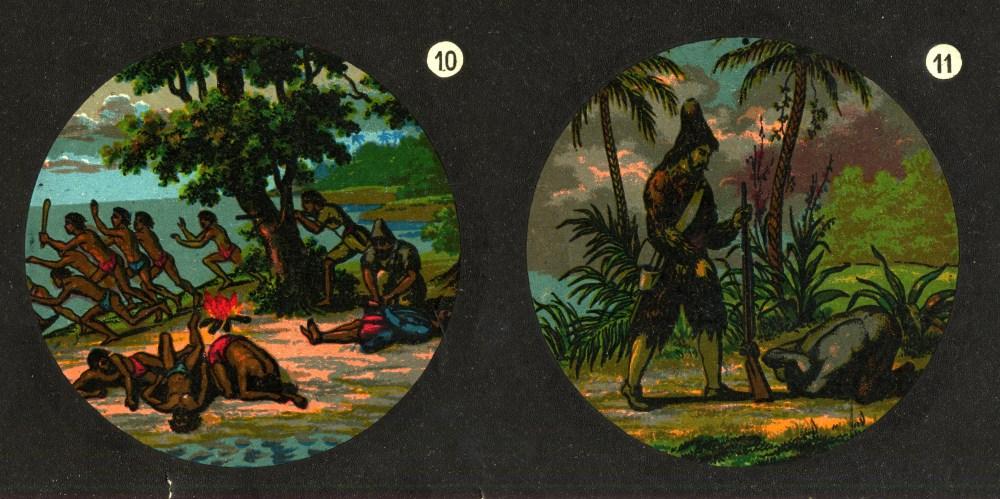 Robinson Crusoe: an enigma by Ian Matzen (2/2)