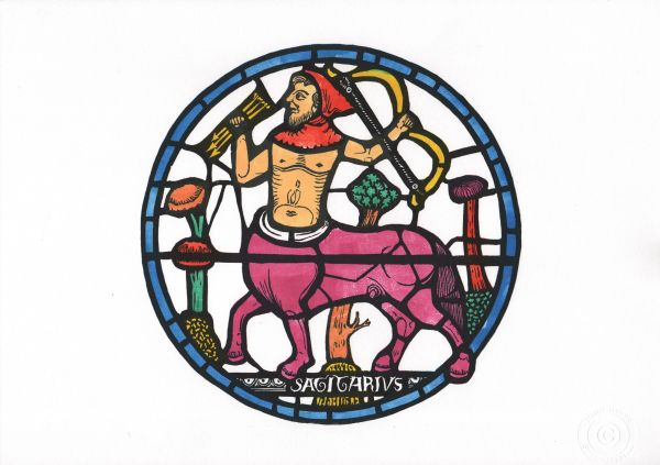 SAGITTARIUS, The Archer (November 23 to December 21) – John