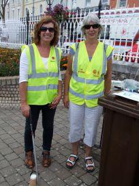 Ladies on the Cobh Tidy Towns team. Huge volunteer effort here