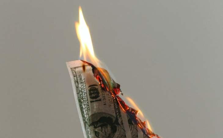 burning-cash