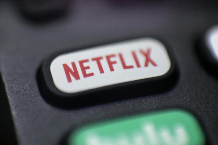 Netflix top tech brands