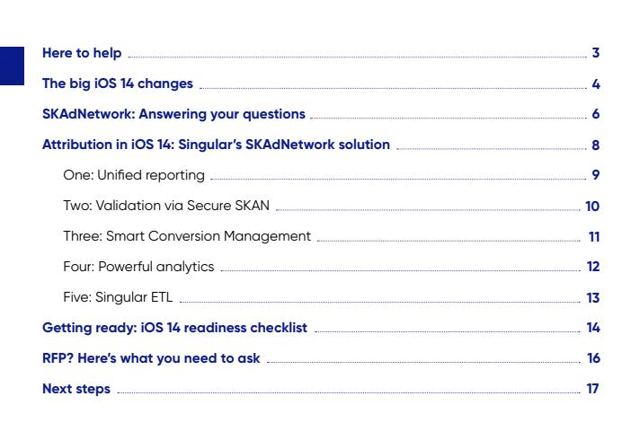 iOS 14 marketing measurement
