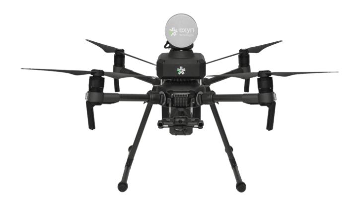 drone AI autonomous