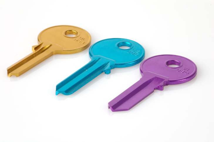 keys lock unlock