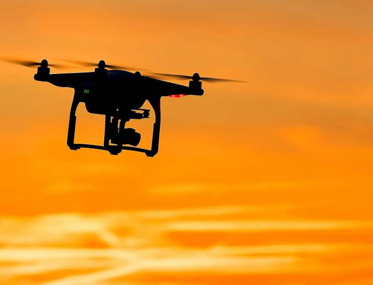 autonomous drones self-flying exyn