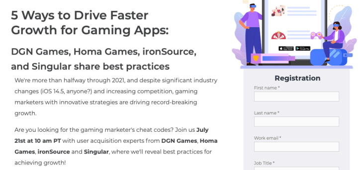 mobile growth games iOS 14