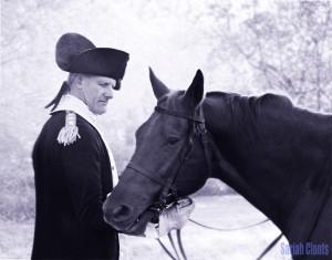 George Washington and Abishai
