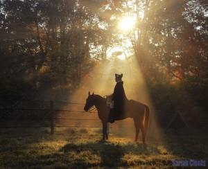 George Washington at Sunrise