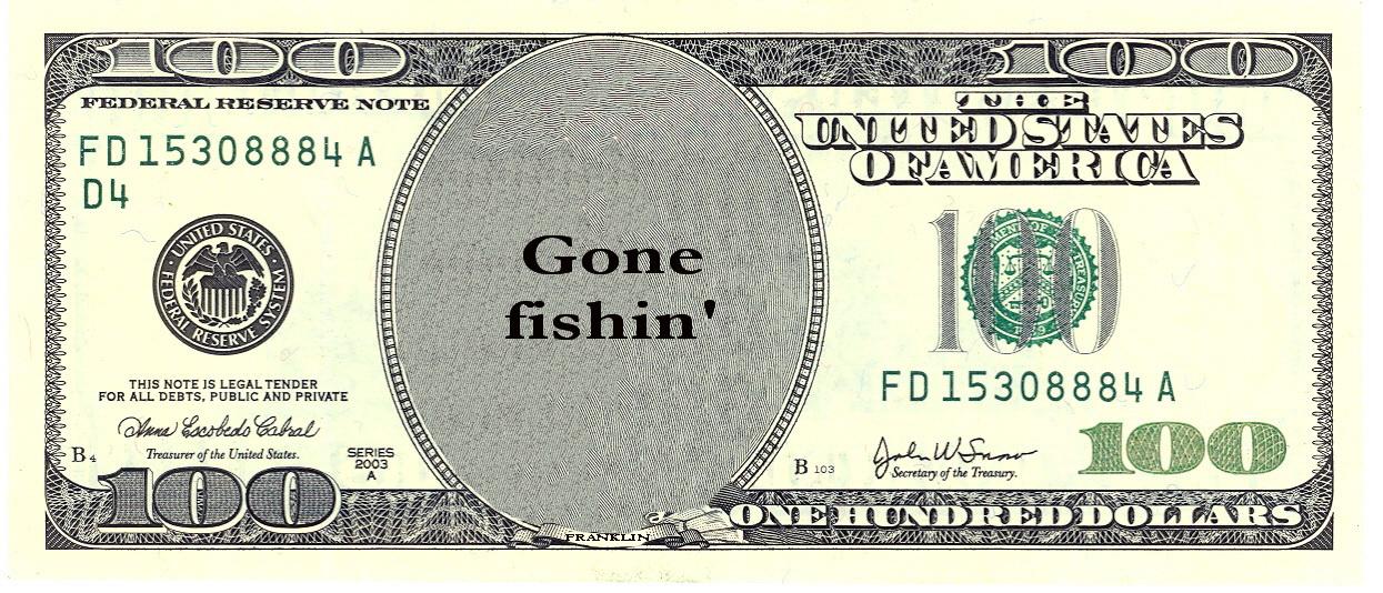 Off the banks of Goldman Sachs.