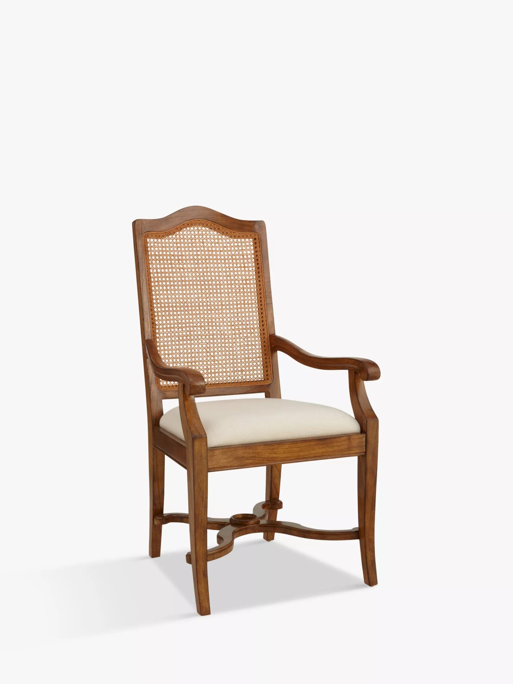 John Lewis Amp Partners Hemingway Cane Carver Chair At John