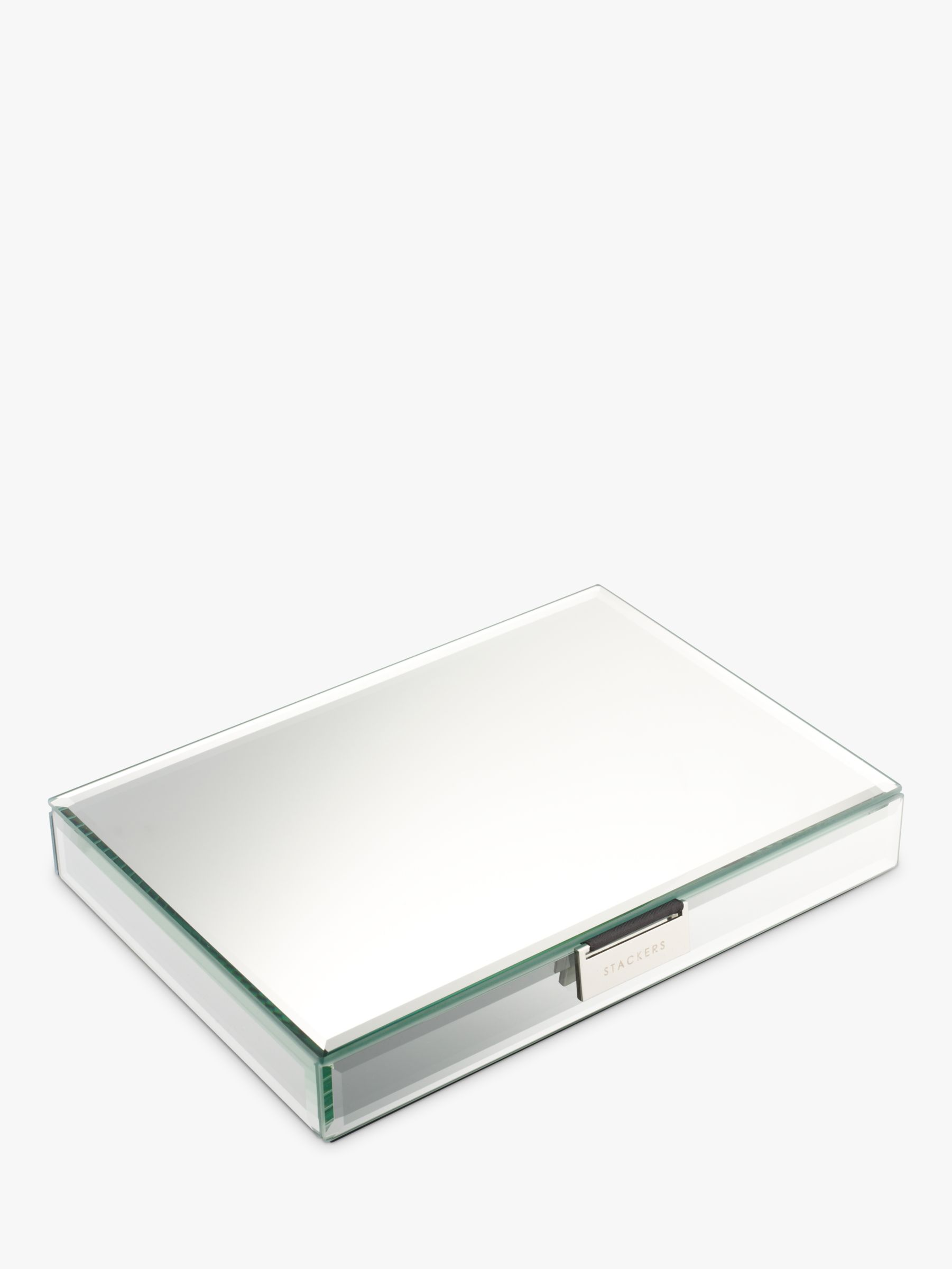 Stackers Glass Jewellery Box Lid At John Lewis Amp Partners