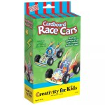 Creativity For Kids Cardboard Race Cars Kit At John Lewis Partners
