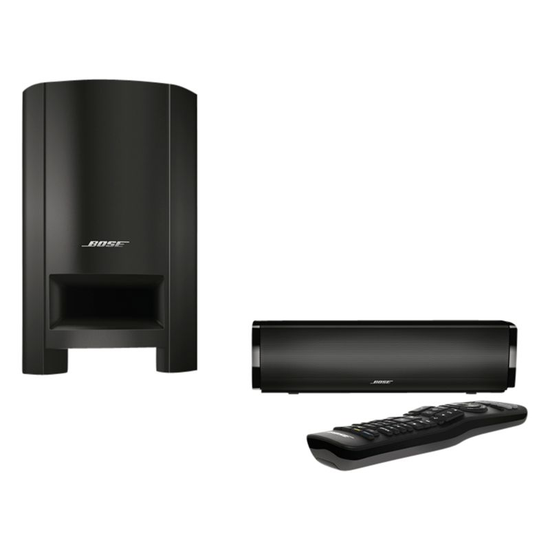 Bose Sound Bar And Subwoofer