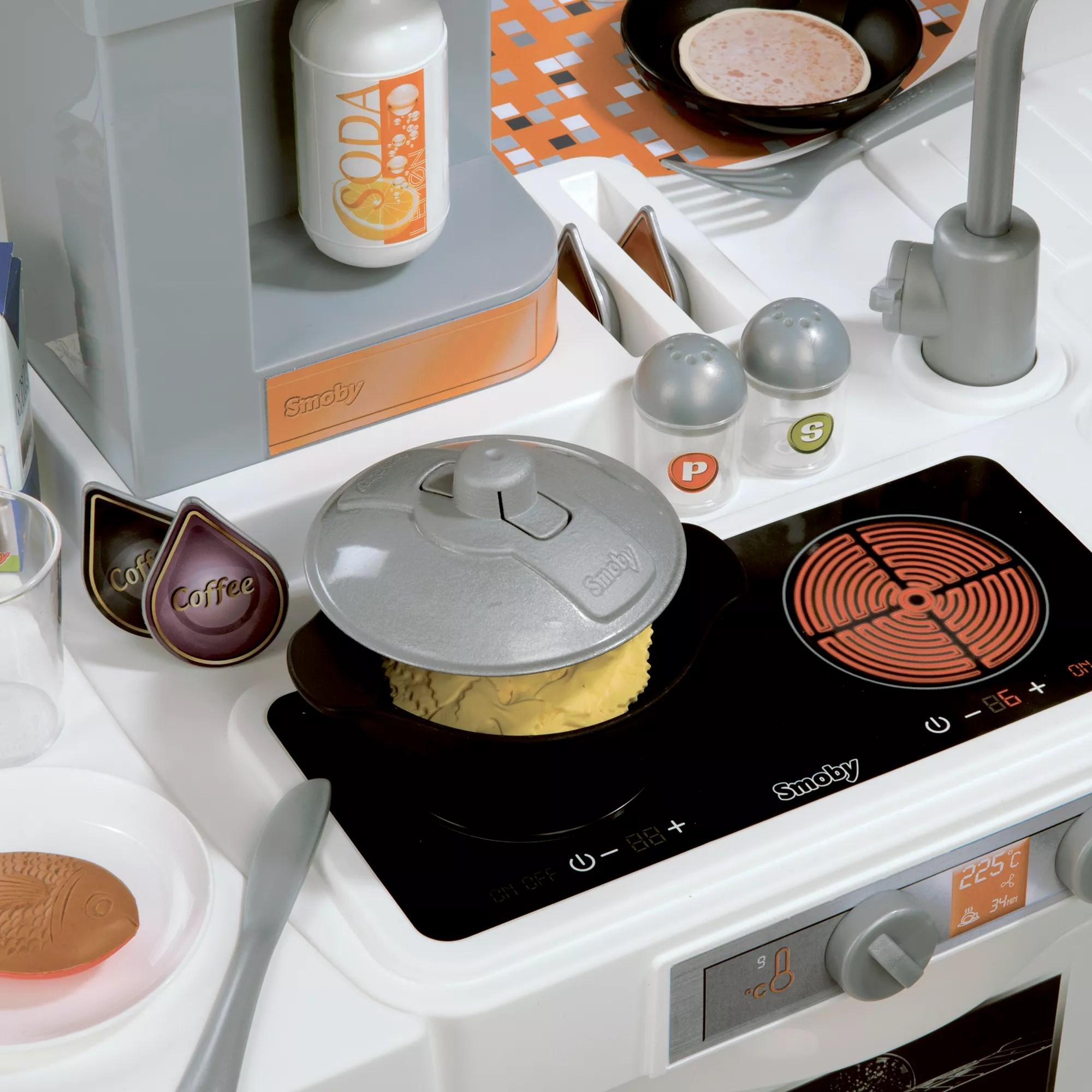 smoby tefal cuisine studio xl kitchen
