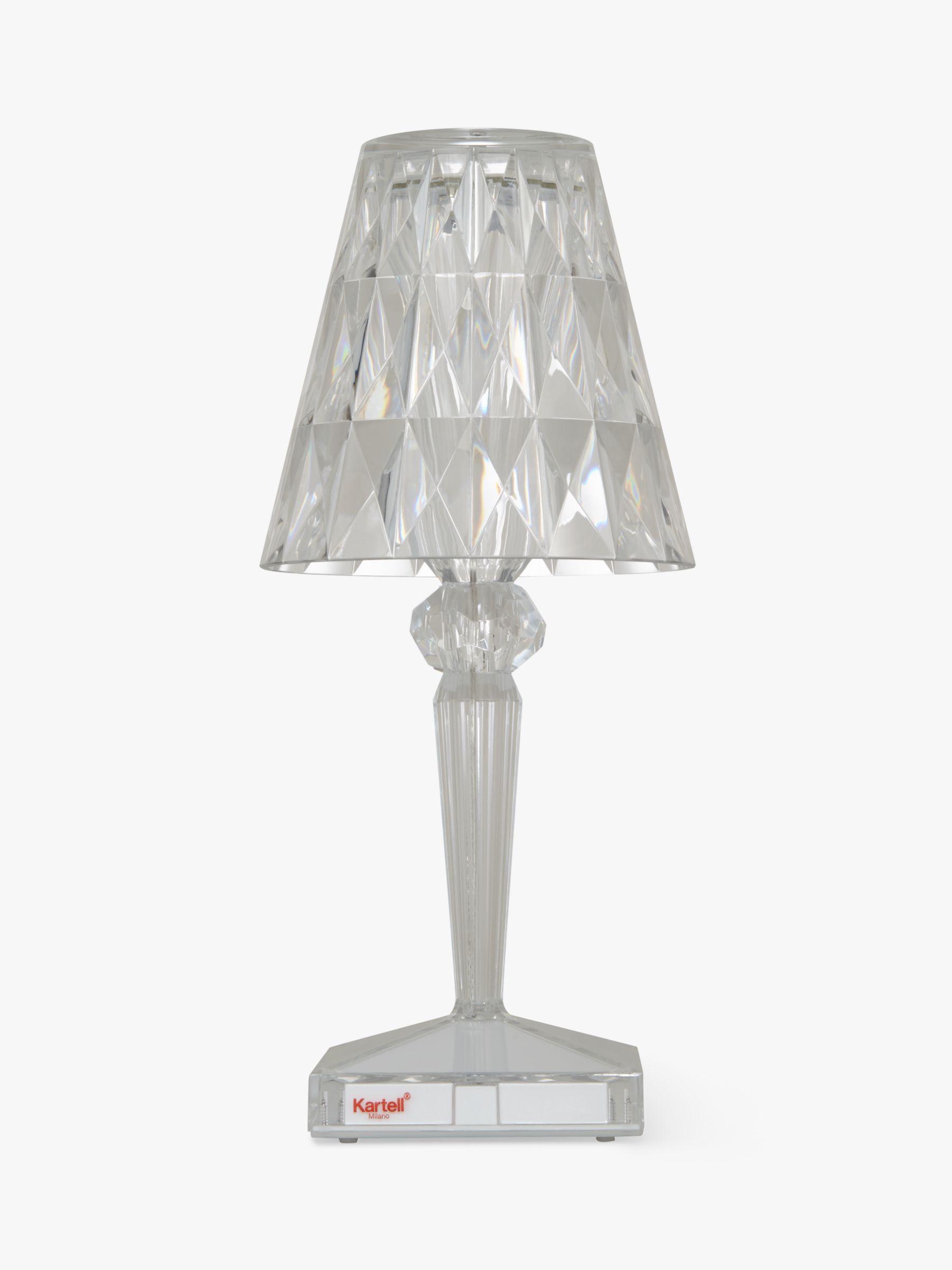 Kartell Battery Table Lamp At John Lewis Partners