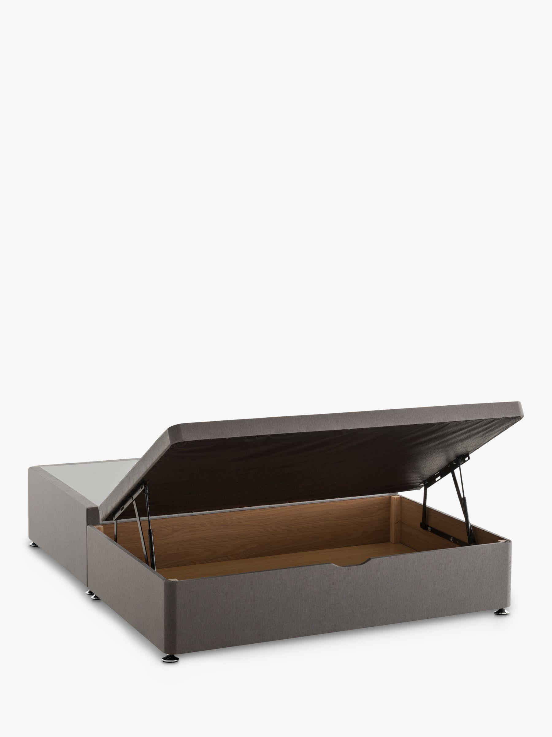 Silentnight End Divan Ottoman Storage Bed Double At John Lewis Partners