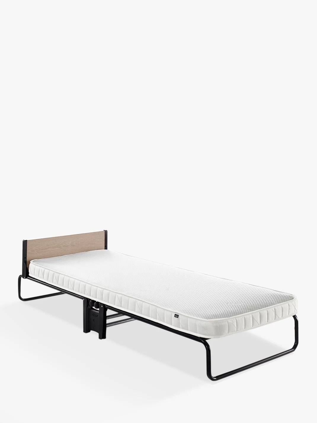 Jay Be Solace Folding Bed With Foam Free Pocket Sprung Mattress Small Single At John Lewis Partners