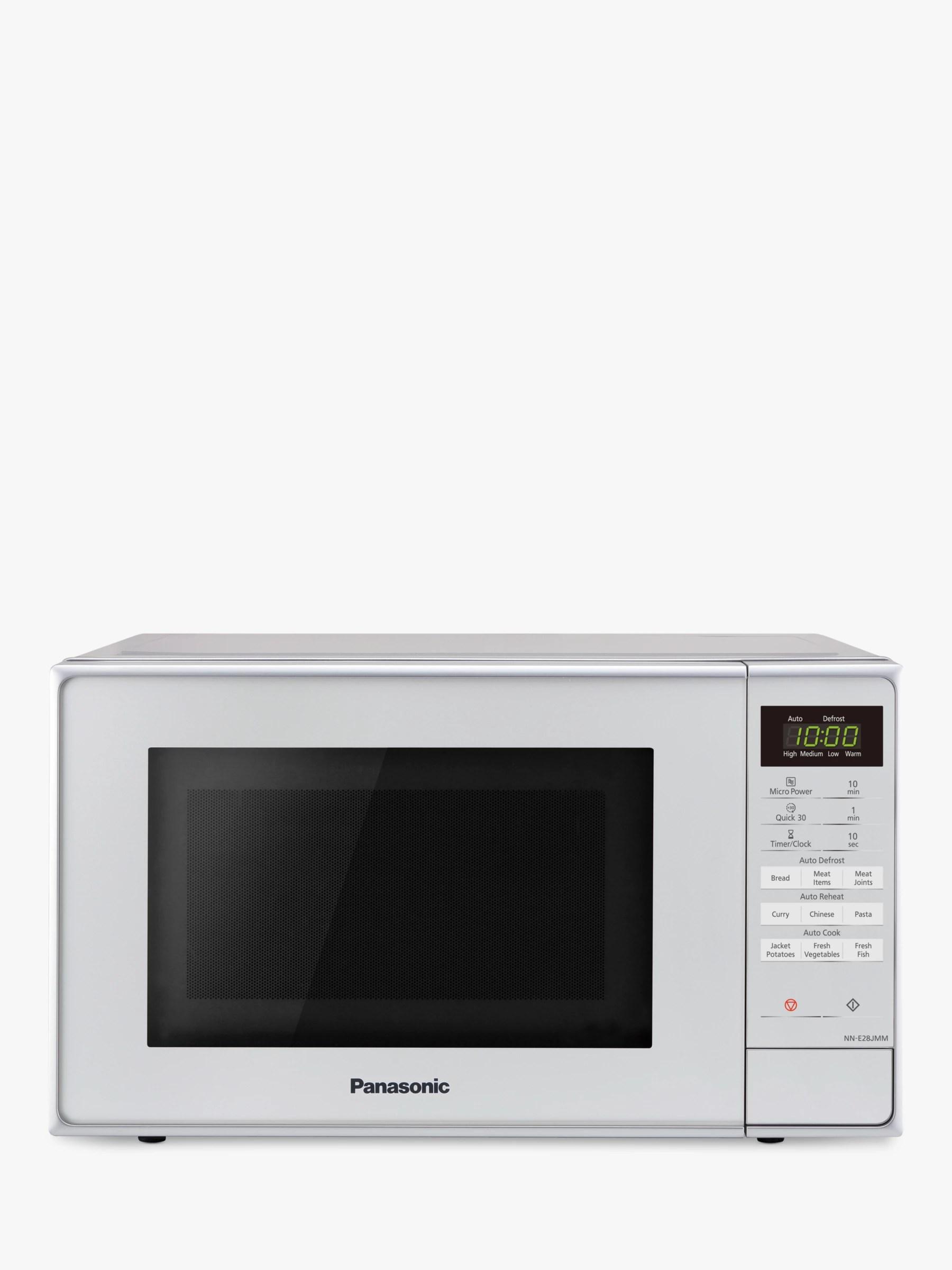 panasonic microwave ovens john