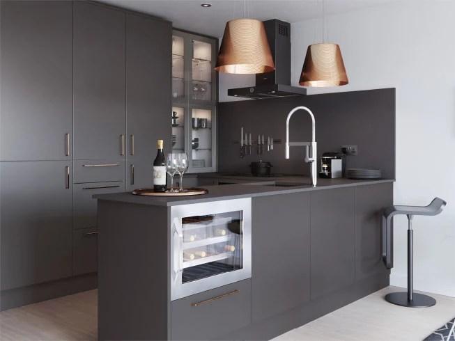 Contemporary Kitchens John Lewis