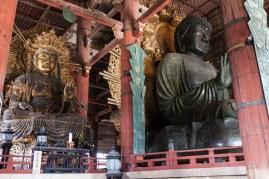 Nara - The Great Buddhas