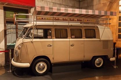 VW Kombi Van
